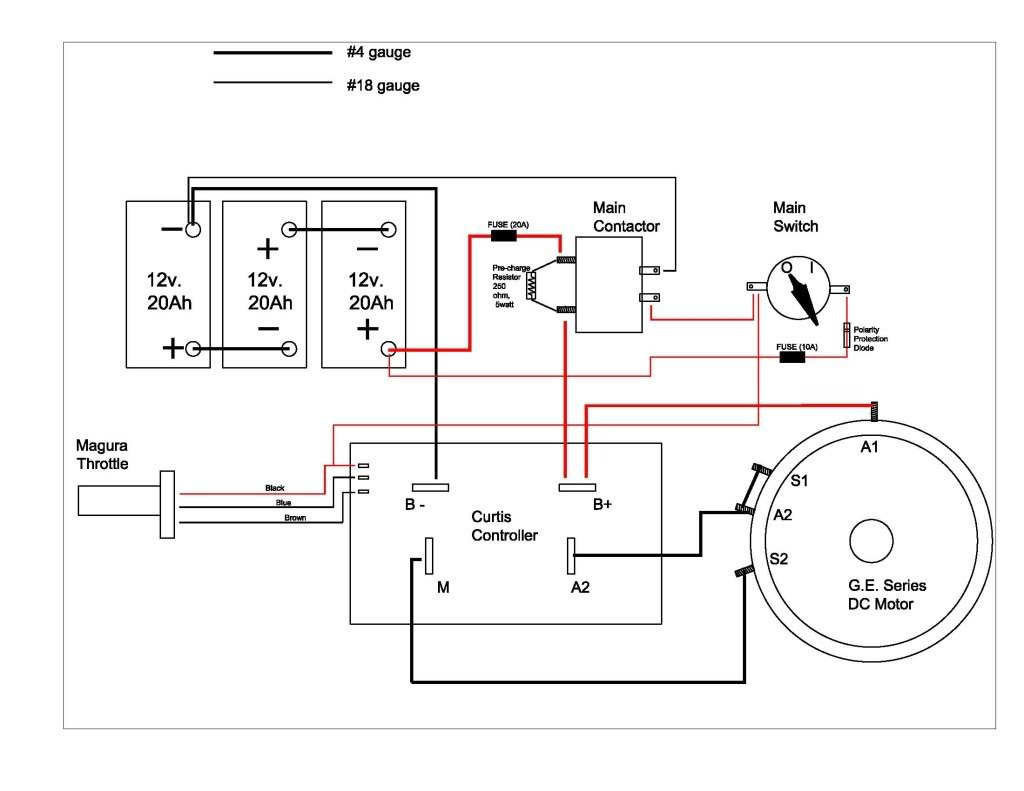 Curtis Controller Wiring Diagram Reveolution Of Electrical Motor Diagrams Stefan Sp Nnare Electric And Rh Spaennare Se 1225
