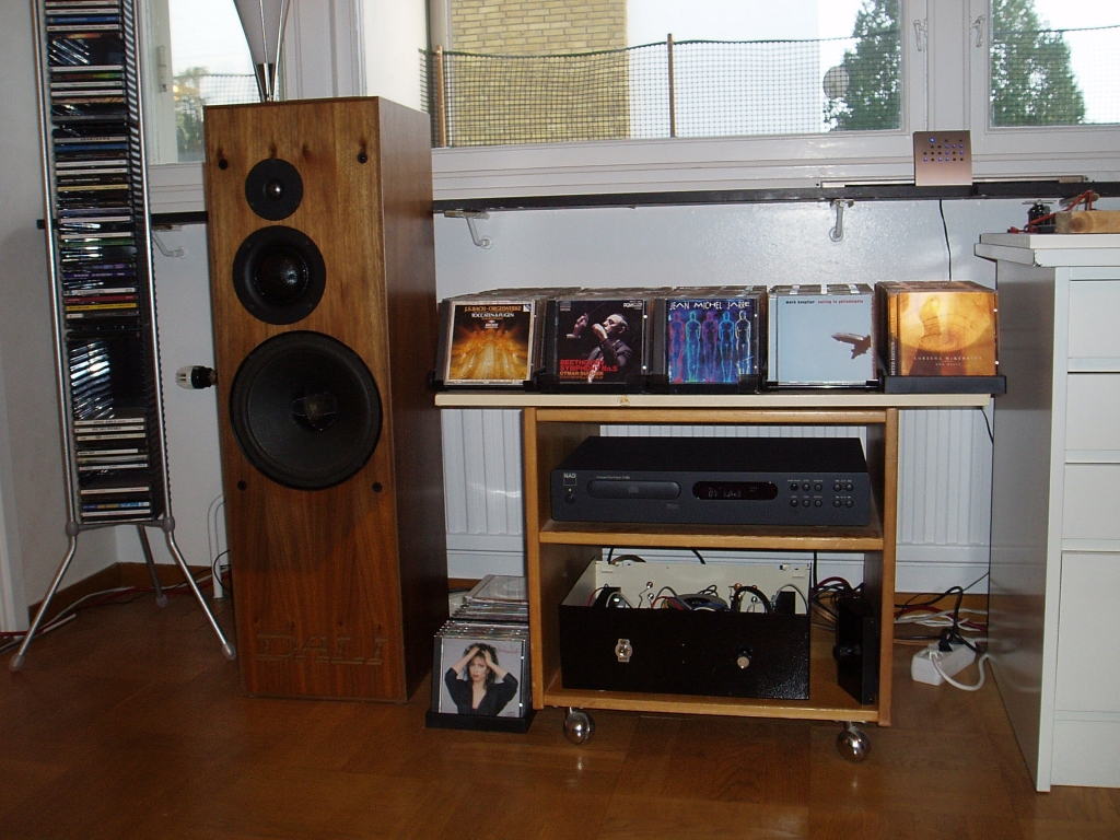 How to setup a home sound system - Some Images Photos Of The Stereo Setup